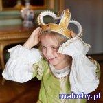 BEZPŁATNIE / warsztaty opowiadania / BURSZTYNOWA KORONA - Warszawa - zajęcia dla dzieci