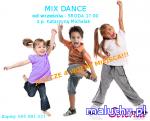 zajęcia z MIX Dance - Wrocław - zajęcia dla dzieci