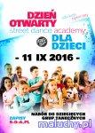 Dzień otwarty Street Dance Academy dla dzieci - SDA KIDS OPEN DAY - Wrocław - zajęcia dla dzieci