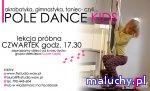 Pole Dance Kids-czyli akrobatyka, gimnastyka, taniec - Warszawa - zajęcia dla dzieci