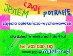 """""""Jestem, czuję, potrafię""""  - Zajęcia opiekuńczo-wychowawcze dla dzieci w domowym zakątku. - ŁOŚ Koło Piaseczna - zajęcia dla dzieci"""