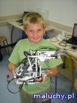 """Kursy """"Twoj Robot"""" to nauka budowy i programowania robotów w formie doskonałej zabawy. Zajęcia są dla dzieci od (7-14 lat).   - Poznań - zajęcia dla dzieci"""