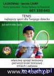 Tenis dla dzieci - Warszawa - zajęcia dla dzieci