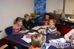 Aktywna sobota- nauka języka połączona z nauką gry w tenisa oraz naukę pływania. - Łódź - zajęcia dla dzieci