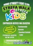 TAEKWONDO dla najmłodszych - Warszawa - zajęcia dla dzieci