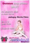 Balet dla dzieci Bezpłatne zajęcia! - Warszawa - zajęcia dla dzieci