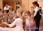 Szkółka baletowa - Warszawa - zajęcia dla dzieci