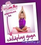 CHILDPLAY YOGA W FIKUMIKUCAFÉ - Warszawa - zajęcia dla dzieci