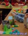 Papierowe fantazje dla dzieci od 6 roku życia - Bydgoszcz - zajęcia dla dzieci