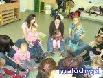 Zajęcia ogólnorozwojowe dla dzieci w wieku 1-3 wraz z opiekunem - Wrocław - zajęcia dla dzieci