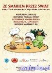 Warsztaty kulinarne dla dzieci - Warszawa - zajęcia dla dzieci