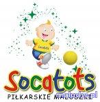 SOCATOTS Piłkarskie Maluszki Toruń - Toruń - zajęcia dla dzieci