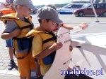 Żeglarstwo  - nauka żeglowania dla dzieci - Gdynia - zajęcia dla dzieci
