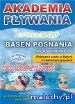 Akademia Pływania Optimum Sport - basen Posnania! - Poznań - zajęcia dla dzieci