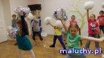 WESOŁE CHEERLEADERKI - zajęcia taneczno-gimnastyczne dla dziewczynek - Kraków - zajęcia dla dzieci