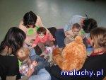 Ćwiczymy z Maluszkiem Metodą Ruchu Rozwijającego Weroniki Sherborne - Komorniki K/poznania - zajęcia dla dzieci