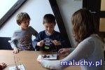 BEZPŁATNE zajęcia DEMO w CrazyMazy - Kraków - zajęcia dla dzieci