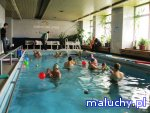 Ogólnorozwojowe zajęcia w wodzie dla najmłodszych - Kraków - zajęcia dla dzieci