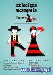 Taniec flamenco oraz zajęcia kulturowo-językowe (hiszpański) dla dzieci w Akademii FlamencoArte - Warszawa - zajęcia dla dzieci