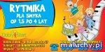 Rytmika dla smyka - Gdańsk - zajęcia dla dzieci