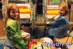Pracownia malarstwa w DK Zacisze - Warszawa - zajęcia dla dzieci