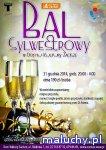 Bal Sylwestrowy 2014 w DK Zacisze - Warszawa -