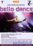 BELLO DANCE taniec współczesny dla dzieci - Warszawa - zajęcia dla dzieci