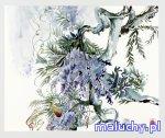 Przygoda z malarstwem Dalekiego Wschodu - warsztaty plastyczne przy wystawie Emilii Fujigaki - Toruń - zajęcia dla dzieci