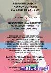 Taekwon-do ITF Tigers dla dzieci od 2,5 do 5 lat - Warszawa - zaj�cia dla dzieci