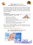 Zaj�cia og�lnorozwojowe dla dzieci od 6 miesi�ca do 18 miesi�ca - Warszawa - zaj�cia dla dzieci