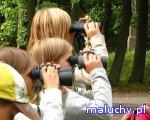 LETNIE OBSERWACJE ORNITOLOGICZNE w parku wilanowskim - Warszawa - zajęcia dla dzieci