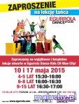 Egurrola Dance Kids zaprasza na bezpłatne lekcje otwarte dla nowych klientów! - Warszawa - zajęcia dla dzieci