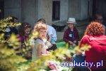 Zaj�cia w ramach Lata w MNW - Warszawa - zaj�cia dla dzieci