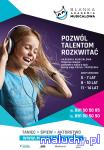 Akademia Musicalowa - pozwól talentom rozkwitać - Poznań - zajęcia dla dzieci