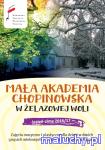 Mała Akademia Chopinowska w Żelazowej Woli - Sochaczew - zajęcia dla dzieci