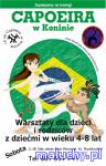 Zajęcia rekreacyjno- sportowe na bazie Brazylijskiej Sztuki Walki Capoeira - Konin - zajęcia dla dzieci