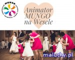 Animator MUNGO NA WESELE - Bydgoszcz -