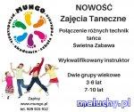 Taneczne - Bydgoszcz - zajęcia dla dzieci