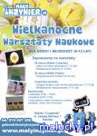 Warsztaty Wielkanocne z Małym Inżynierem – Gdańsk - Gdańsk -