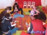 Nowa grupa zajęć Zabawy Twórcze KOCIAKI dla dzieci w wieku 5-10 miesięcy, soboty godz. 11.15-12.00 i czwartki w godz. 10.15-11.00 - Gdańsk - zajęcia dla dzieci