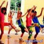 Zajęcia taneczno-ruchowe dla przedszkolaków - Łódź - zajęcia dla dzieci