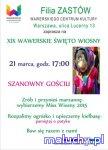 XIX Wawerskie �wi�to Wiosny - Warszawa -