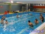 Nauka pływania dla dzieci i niemowląt. - Gdańsk - zajęcia dla dzieci