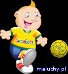 Socatots Koszalin Piłkarskie maluszki - Koszalin - zajęcia dla dzieci