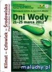 Dni Wody 23-24 marzec 2011 bezpłatna - Mikołów - zajęcia dla dzieci