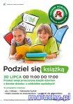 """Akcja pt. """"Podziel się książką"""" - Poznań -"""