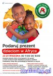 Podaruj prezent dzieciom z Afryki - Piaseczno -