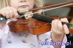 Gra na skrzypcach - dla dzieci w wieku 5-7 lat - Wrocław - zajęcia dla dzieci