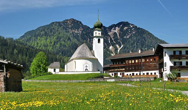 Alpbachtal Wildschönau -  rodzinny urlop w Alpach