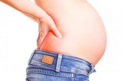 Bóle pleców w ciąży